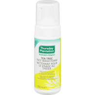 Tea Tree Face Wash Foam