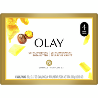 Beauty Bars, Ultra Moisture with Shea Butter
