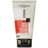 Paris Matt & Messy Shine-Free Fibre Paste
