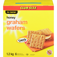 Honey Graham Wafers