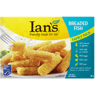Breaded Fish Family Pack