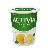 Lemon 2.9% M.F. Probiotic Yogurt,650g
