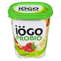 Probio Yogurt, Strawberry-Banana