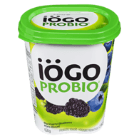Probio Yogurt, Blackberry-Blueberry