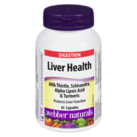 Liver Health with Milk Thistle