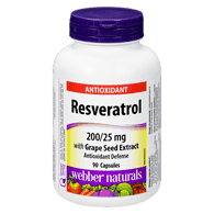Resveratrol with Grape Seed Extract