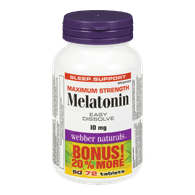 Melatonin 10mg, Maximum Strength
