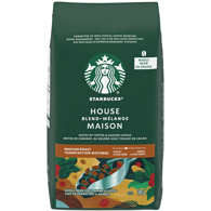 Medium Roast House Blend, Whole Bean