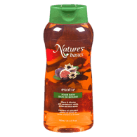 Nature's Basic Foam Bath, Exotic