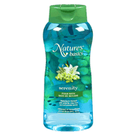 Nature's Basics Serenity Foam Bath