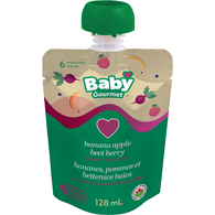 7 Months+, Banana Apple Beet & Berry