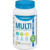 MultiVitamins, Active Men