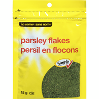Parsley Flakes, Dehydrated