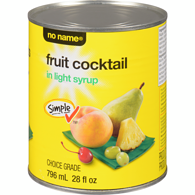 Fruit Cocktail in Light Syrup