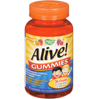 Alive! Multi-Vitamins, Kids Gummies