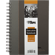 Tops Executive Notebook