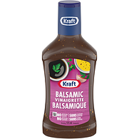 Salad Dressing, Balsamic Vinaigrette