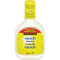 Salad Dressing, Ranch