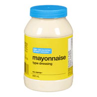 Light Mayonnaise Type Dressing