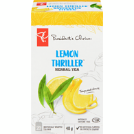 Lemon Thriller Herbal Tea