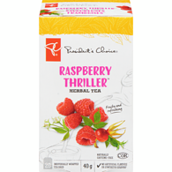 Raspberry Thriller Herbal Tea