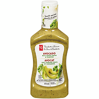 Salad Dressing, Green Onion Cilantro & Avocado