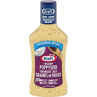Calorie Wise Dressing, Creamy Poppyseed