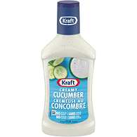 Salad Dressing, Creamy Cucumber