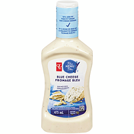 Blue Menu Salad Dressing, Blue Cheese