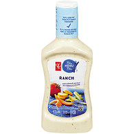 Blue Menu Salad Dressing, Light Ranch