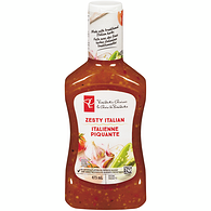 Zesty Italian Dressing