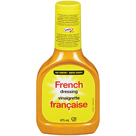 Salad Dressing, French