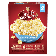 Popcorn, Buttery Light