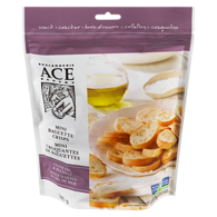 Olive Oil & Sea Salt Mini Crisps