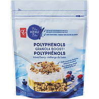 Granola Boost With Polyphenols Mixed Berry Granola Cereal
