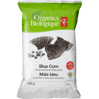 Tortilla Chips, Blue Corn