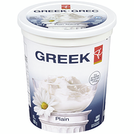 Greek Yogurt, Plain 0%