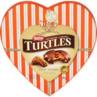 Turtles Heart Chocolates