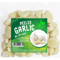 Garlic, Peeled