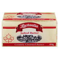 Fresh Churned Butter, Salted