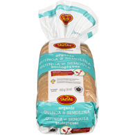 Organic White Bread
