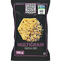 Food Should Taste Good Tortilla Chips, Multigrain