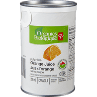 Frozen Concentrated Orange Juice