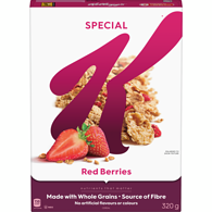 Special K, Red Berries