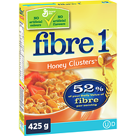 Honey Clusters Cereal
