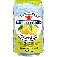 Sparkling Fruit Beverage, Pompelmo (Case)