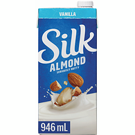 True Almond, Vanilla
