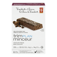 Trim Plan Bar, Chocolate Mocha