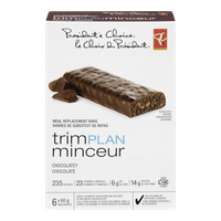 Trim Plan Bar, Chocolate