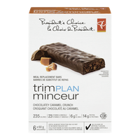Trim Plan Bar, Chocolate Caramel Crunch